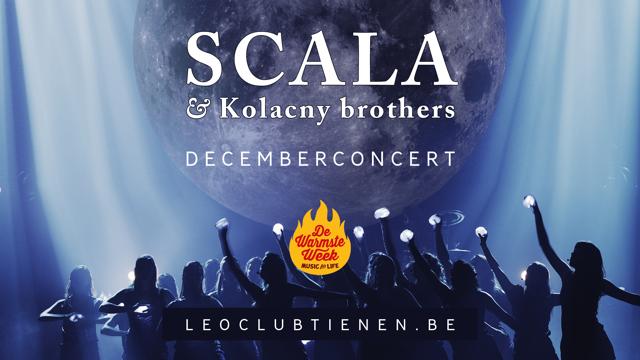 Fundraiser Leo Club Tienen met Scala: Een Groot Succes