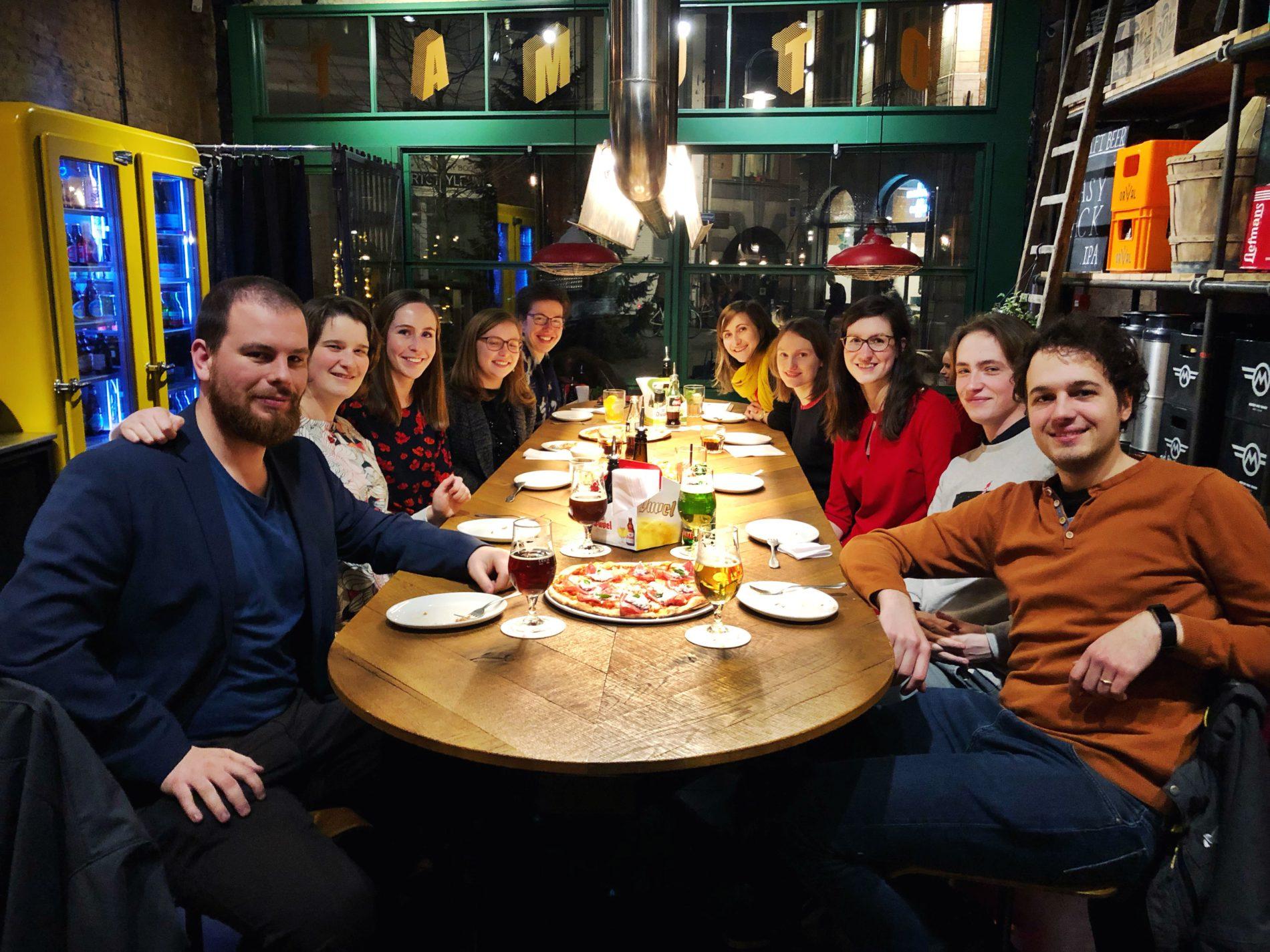 Leo Club Tienen - Gezellig samen op restaurant