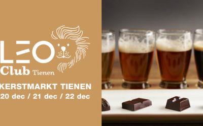 Kerstmarkt Tienen 2019 – Bier en Chocolade Pairing